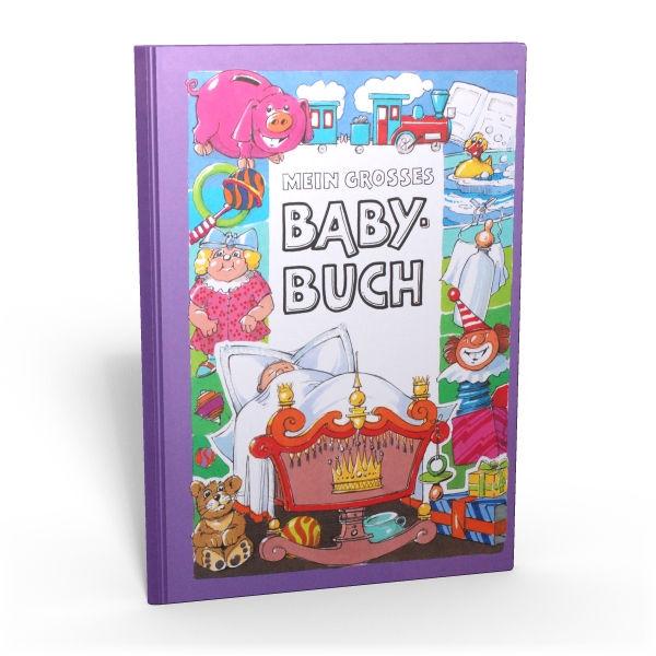 Personalisiete Babybuch Mit Namen Geschenk Zur Taufe