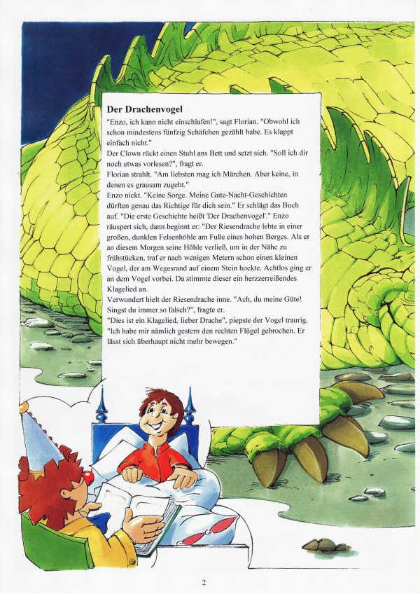 Personalisiertes Kinderbuch mit Namen - Gute Nacht-Geschichten